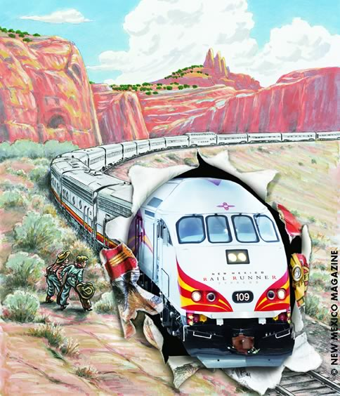 NM Rail Tours