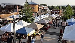 Santa Fe Farmers' Market at the Railyard and Guadalupe Street Shopping
