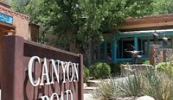 Canyon Road Gallery Self-Guided Tour