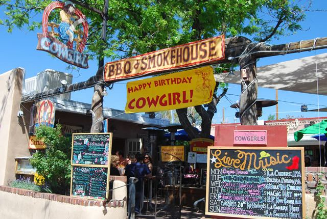 The Cowgirl Bar and Grill